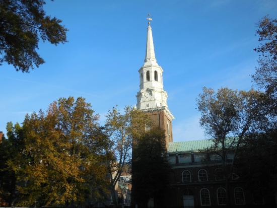Christ Church - Outside