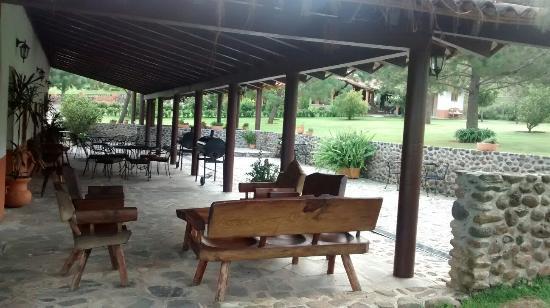 Entrada Picture Of Casa Rural Mazamitla Tripadvisor