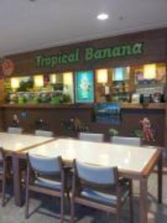 Tropical Banana