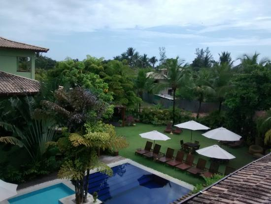 Refugio da Vila : vista desde la habitacion
