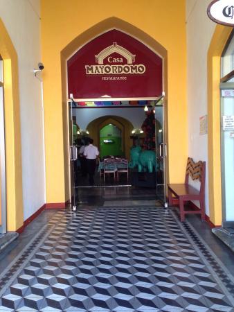 Casa Mayordomo Restaurante