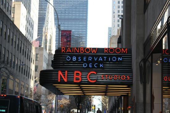 The Shop at NBC Studios : NBC studios