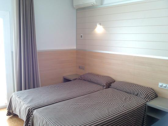 Gran Hotel Flamingo: Room2