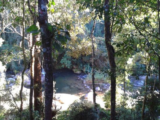 Pousada do Rio: Vista da Pousada