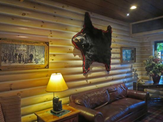 Sawmill Creek Resort : Interior Seating