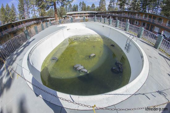 Super 8 South Lake Tahoe: SPA