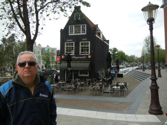 Cafe De Sluyswacht : Cafe De Sluyswach