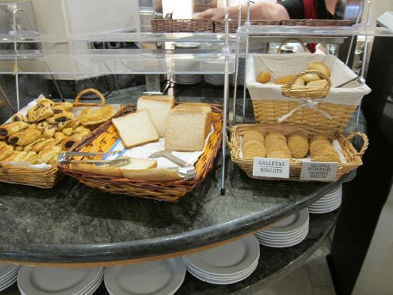 Regente Hotel: 朝食はうまい