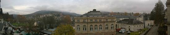 Dorint Maison Messmer: Desde el balcón Theater Baden-Baden, Goetheplatz