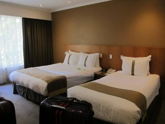 Holiday Inn Potts Point - Sydney: Spacious room