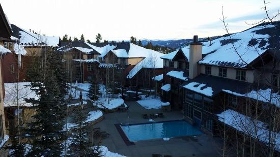 Grand Timber Lodge: Beautiful lodge in a great town