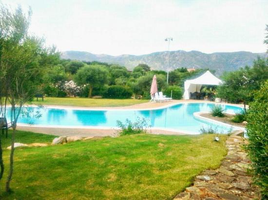 La meravigliosa piscina per i banchetti bild von hotel giardino