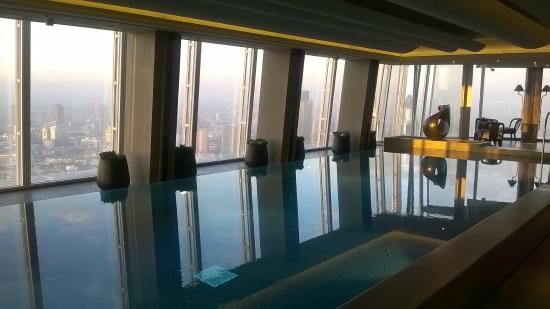 Pool Picture Of Shangri La Hotel At The Shard London London Tripadvisor