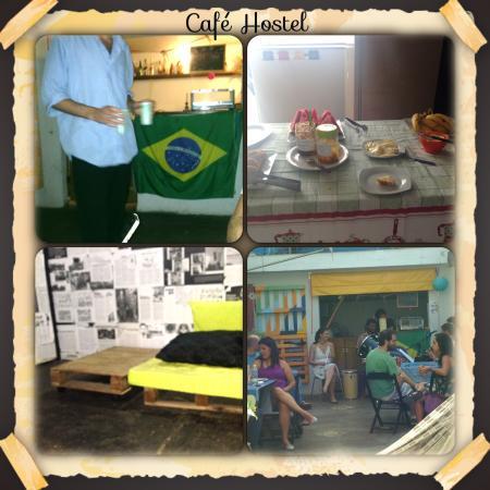 Cafe Hostel: Café Hostel