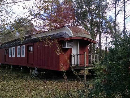 Photo of La Caboose Bed and Breakfast Sunset