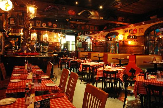 Rock Bottom Cafe Bur Dubai