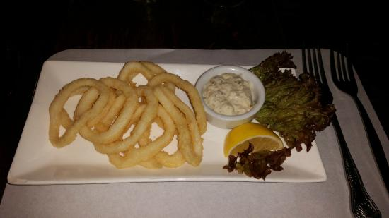 La Capannina: Fried Squid