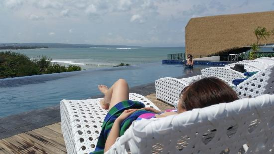 Amazing Rooftop Pool Picture Of Citadines Kuta Beach Bali Kuta