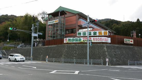 Ikeda Onsen Shinkan Natural Spa