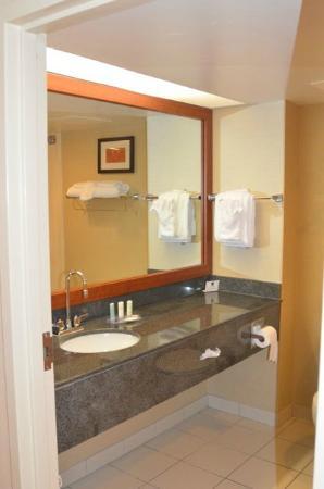 Comfort Suites Ocean City: Bathroom