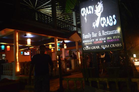 Crazy Crabs Bar