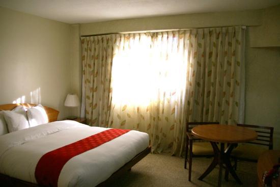 Hotel Rasil Puerto Ordaz: 部屋。とても清潔でサービスが行き届いています