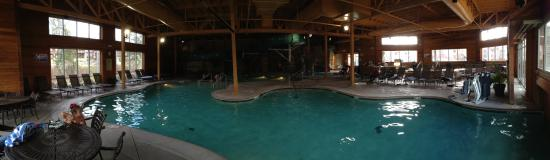 Welk Resort Branson : Splashatorium - Panoramic View