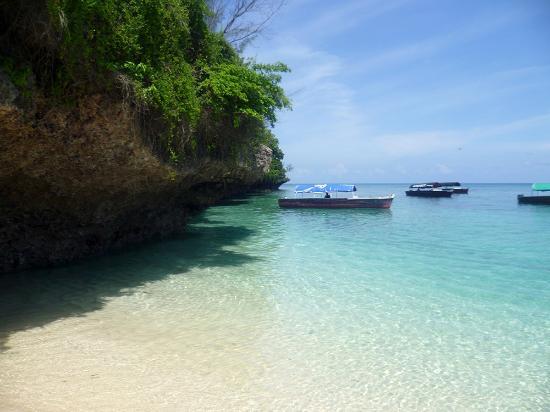 Prison Island: acque cristalline per lo sfruttamento turistico dell'isola