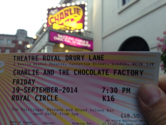 One of the scene - Picture of Charlie And The Chocolate ...