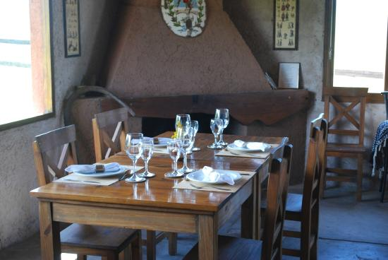Argentina Wine Tours : Lunch at Ranch House
