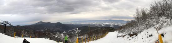 Massanutten Mountain: Ski slope