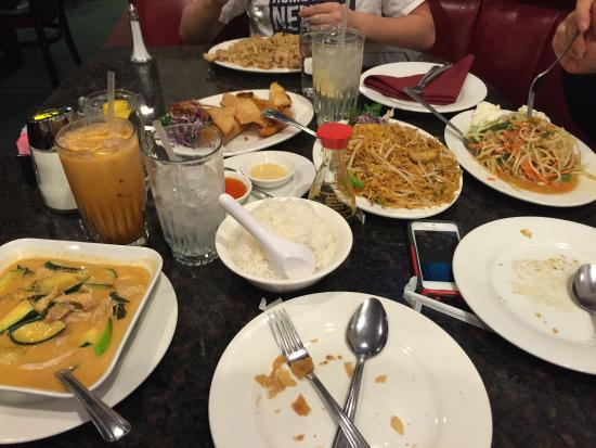 Thai Food Delivery Reno Nv