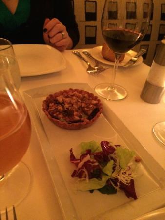 Sanford Restaurant: pear torte
