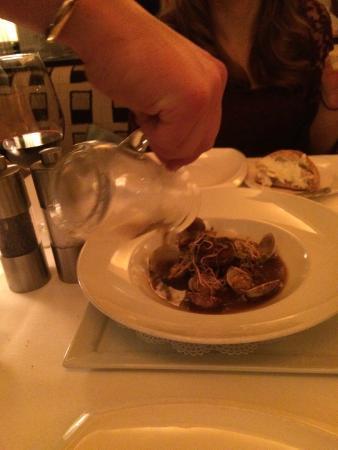 Sanford Restaurant: dinner