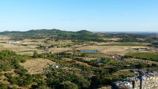 Sao Mamede, Portogallo: Vista do Castelo de Alegrete