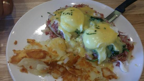 Butterfield's Pancake House: . ...