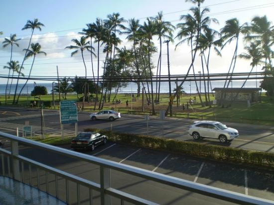 Island Surf Condominiums : Lovely view
