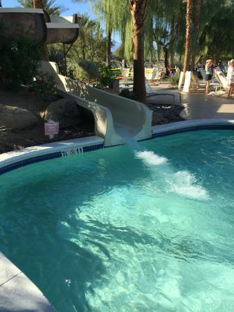 Marriott's Shadow Ridge I-The Villages: Water Slide!