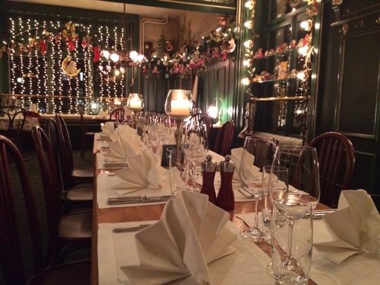 Wienerberg Restaurant: Ambiente