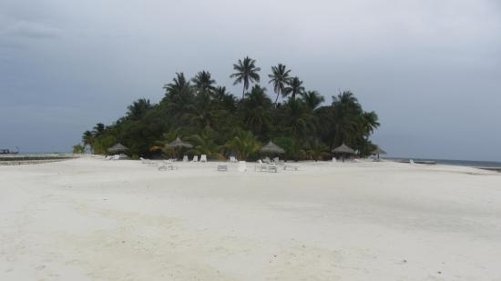 VOI Dhiggiri Resort: l'isola dalla lingua di sabbia