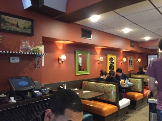 Sabrina's Cafe & Spencer's Too : Interior 11/30/14