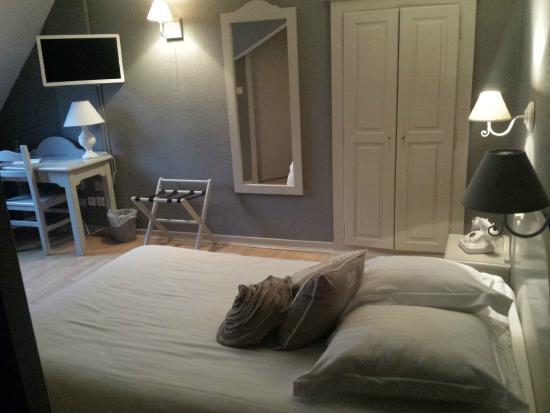 Hotel La Balance: Chambre 309
