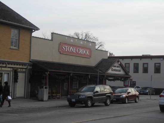 Stone Crock : Next day