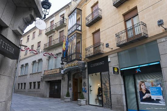 Afbeeldingsresultaat voor Avila : Hotel las Moradas