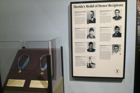 Museum of Florida History: Medal of Honor receipents from Florida