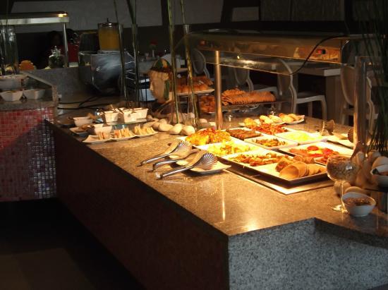 NH Punta Cana: Amazing breakfast buffet!