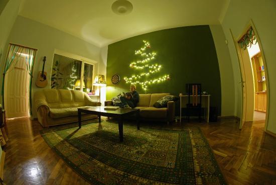 The Monk's Bunk Kaunas: Christmas mood in da house!:D