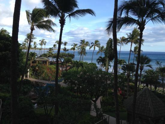 Partial Ocean View Room Picture Of Hyatt Regency Maui