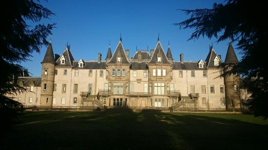 Callendar House: Magnificent view