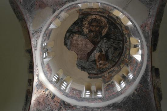 Church of the Holy Apostles: Ceiling Painting